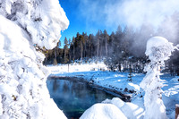 2016 Yellowstone In Winter